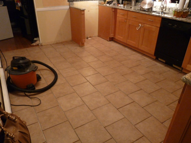 Got old floor up - OK experts....what next - pic inside-p1060246.jpg