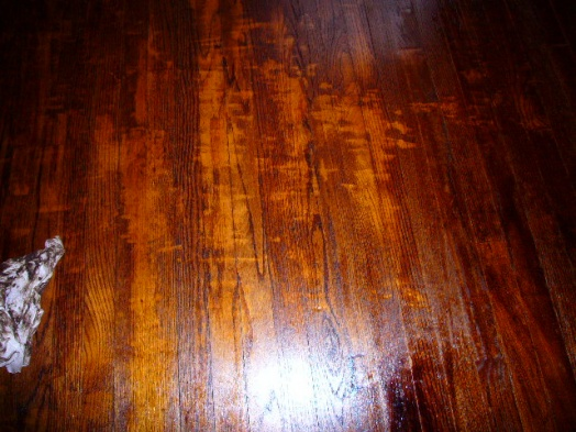 Refinishing hardwood floors (oak) - damage control!-p1080543.jpg