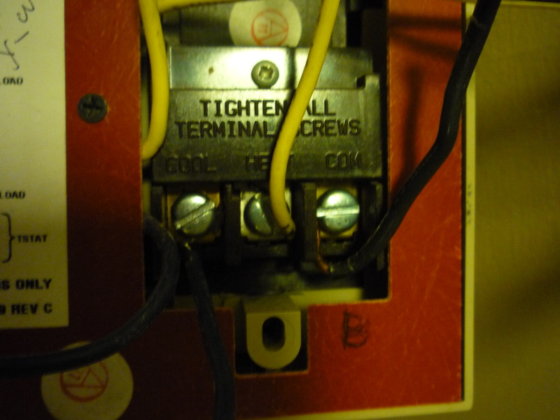 Replacing A 120V Fan Coil Thermostat. How To Wire? - HVAC ... on