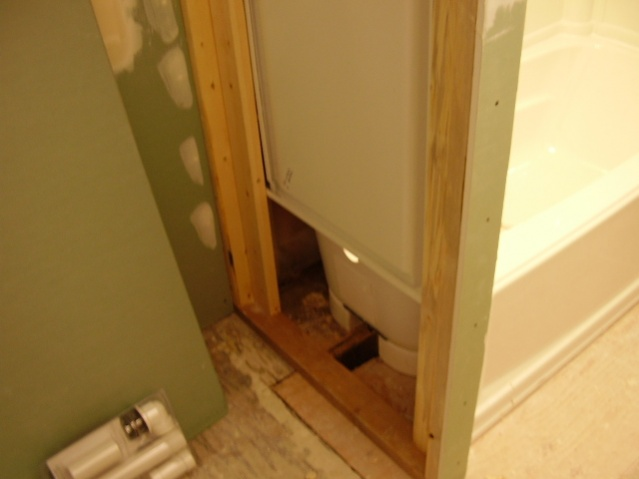 I made a mistake and put in the tub surround early. Need plumbing help!!-p1220060.jpg