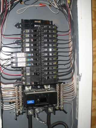 Main to sub panel conduit wire run electrical diy for Best electrical panel