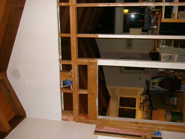 support vaulted ceiling while enlarging doorway-p2160006.jpg