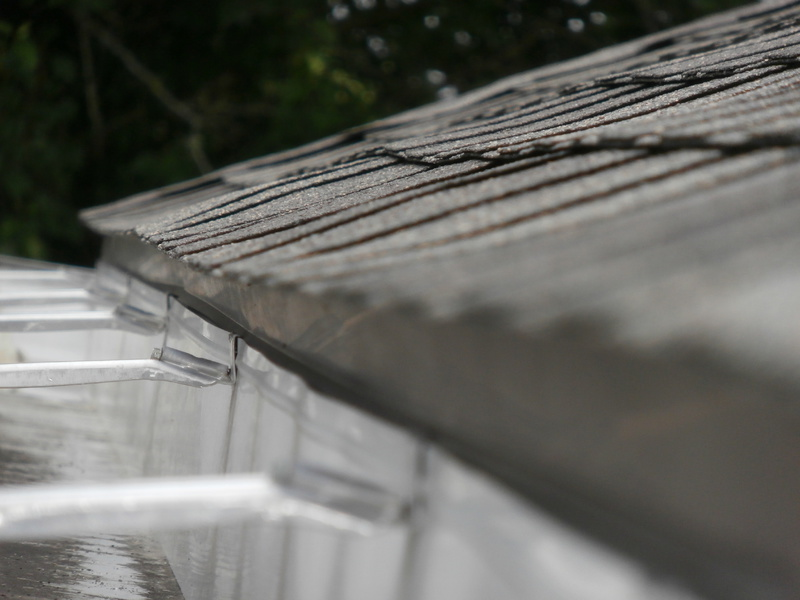 Drip Edge Shingle Overhang Issue Roofing Siding Diy
