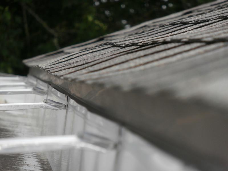 Drip Edge Shingle Overhang Issue Roofing Siding Diy