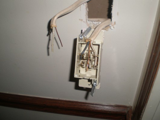 Light Switches In A Mobile Home - Electrical