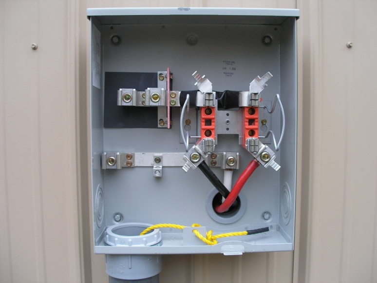 Underground Meter Base Wiring - Wiring Diagrams Value on