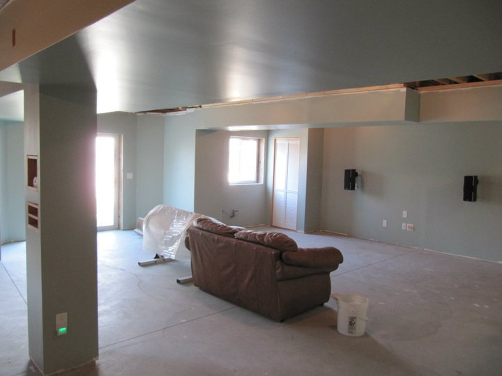 Finishing Basement and need a review of the plans-paintedbasement.jpg