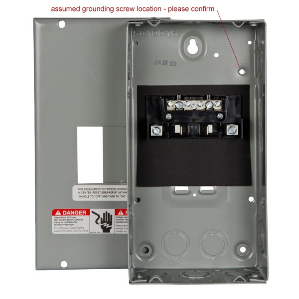 Wiring 50 Amp Subpanel - Is This Right  - Electrical