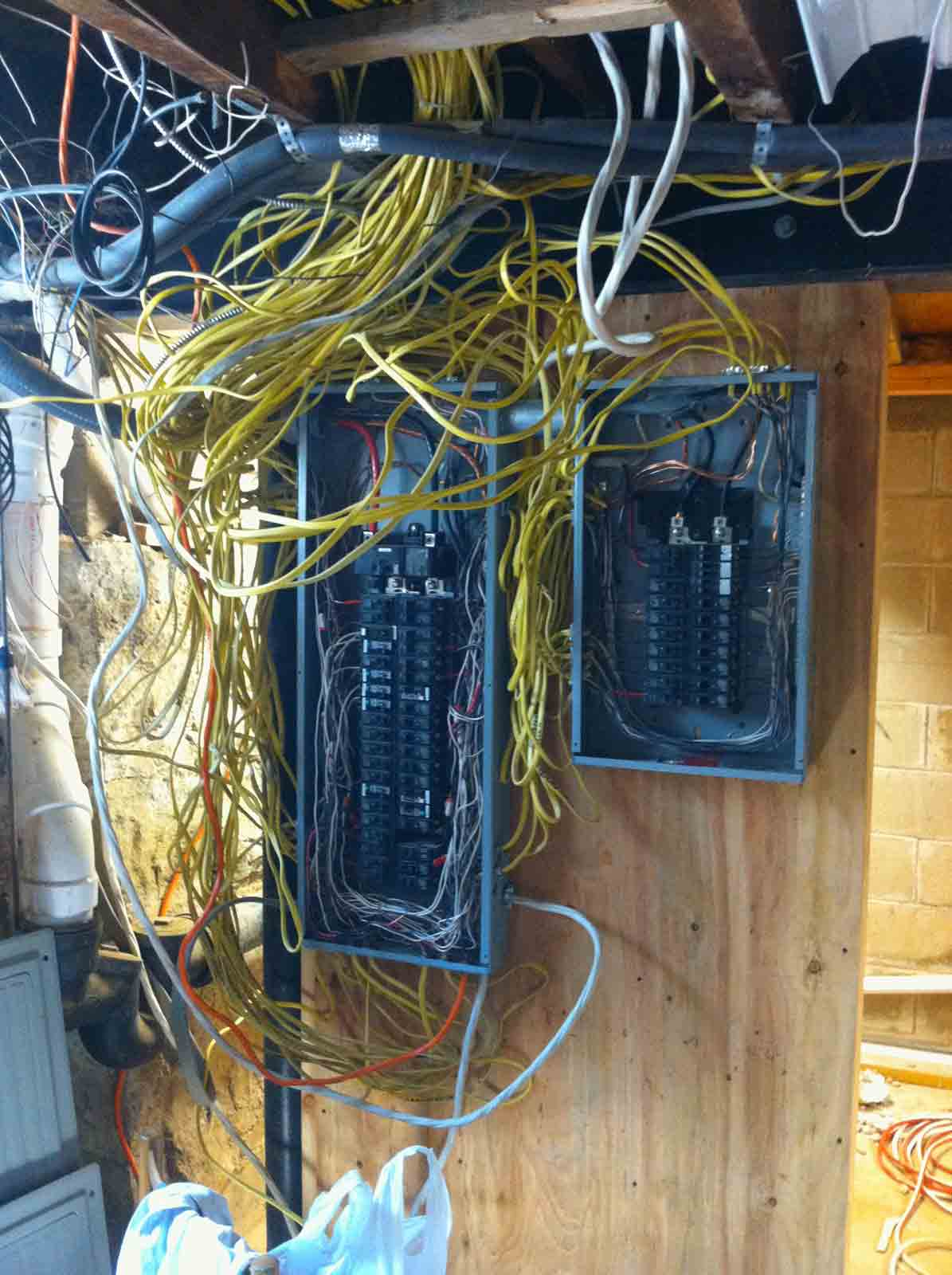 Show Me Your Neatly Wired Panels Electrical Diy
