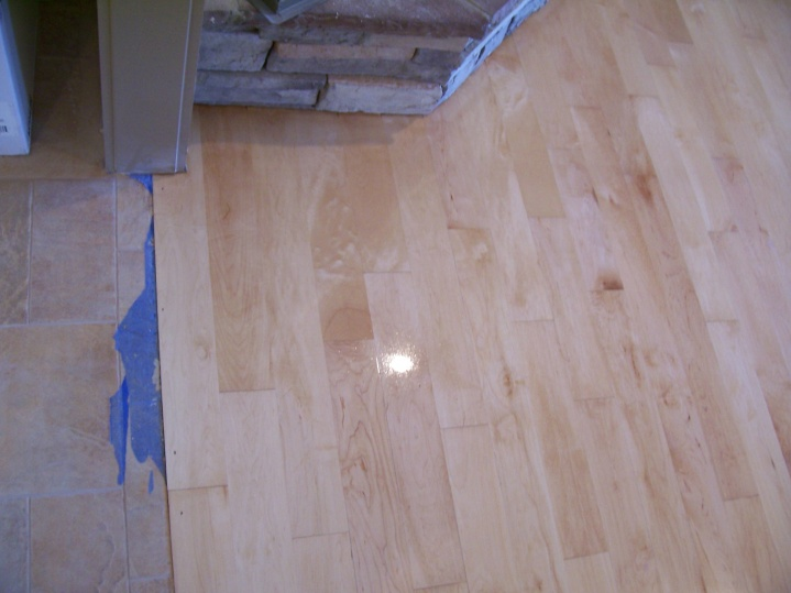 Refinishing Maple Hardwood Flooring Page 3 Diy