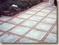 Good ... 24x24 Concrete Pavers With Tropical Outdoor Lounge Chairs Patio  Contemporary And Lawn · Thinking About Making Concrete Pavers A Few  Questions Building ...