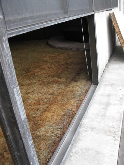 How To Repair Panels Enclosed Patio Building