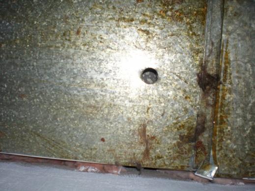 Duct work in garage.-pb080933.jpg