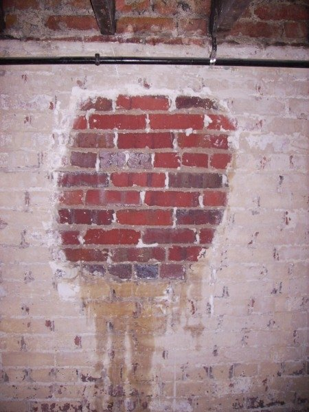 Remove paint from brick wall how to take paint off brick interior brick walls remove paint for How to remove paint from interior brick