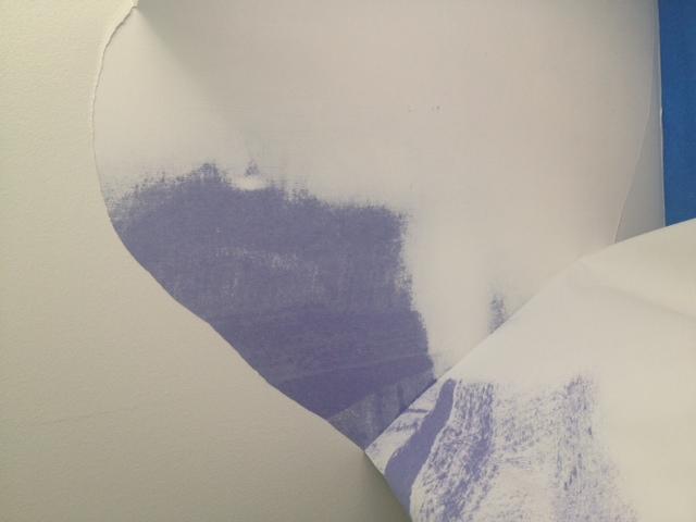 Behr paint peeling off of fresh drywall in bathroom-peeling-paint-4.jpg