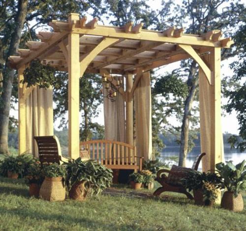 Freestanding pergola-pergola2.jpg - Freestanding Pergola - Building & Construction - DIY Chatroom Home