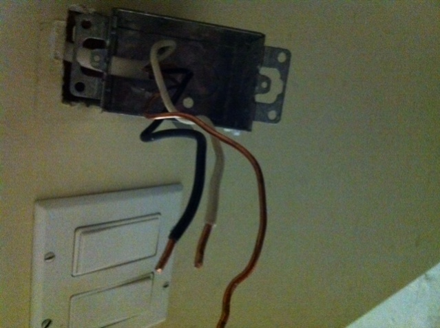 Timer Switch Has 4 Wires. Only 3 Wires On Switch By Itself. Now What ...