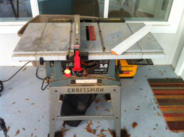 Is It Worth Buying A Delta T2 Fence For This Cheap Craftsman 137.248880 Table  Saw  ...
