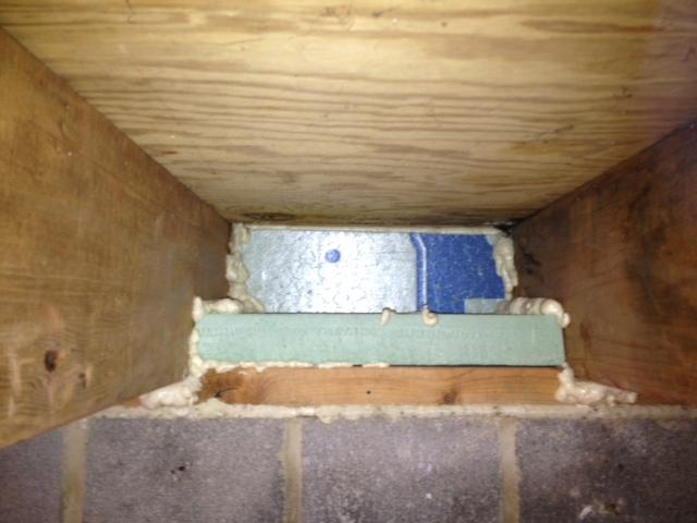Rim Joist Insulation Insulation Diy Chatroom Home