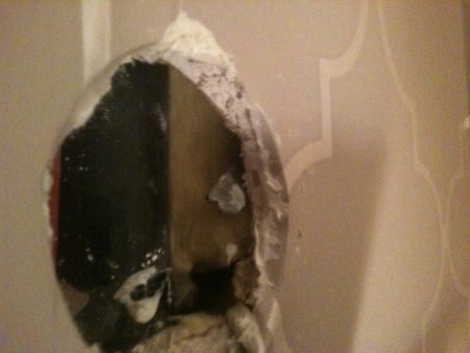 "Bathroom light fixture- No Stud 1"" to work with!!-photo-2-.jpg"