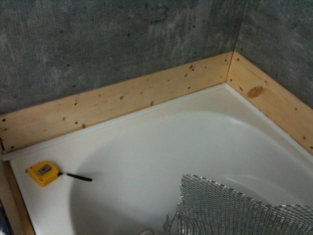 Tile Around Tub Shower Combo - Bathroom Furniture Ideas