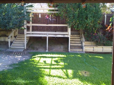 How Do I Fix My Backyard? Photo 2.