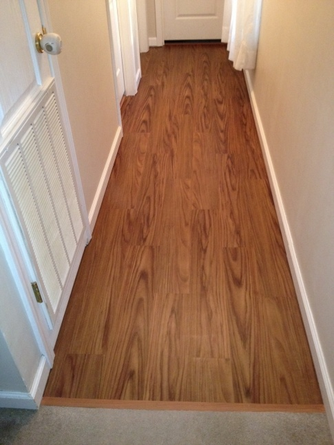 Thoughts And Opinions On Trafficmaster Allure Flooring From Home - Allure flooring customer service phone number