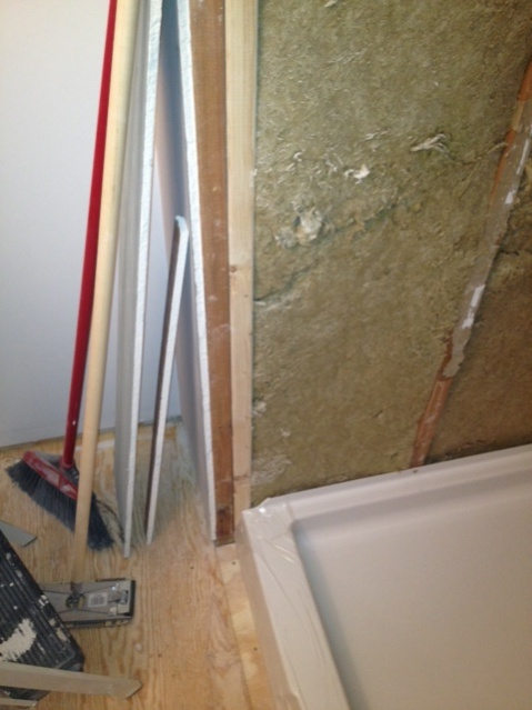 Drywall near bottom of shower pan-photo-2.jpg