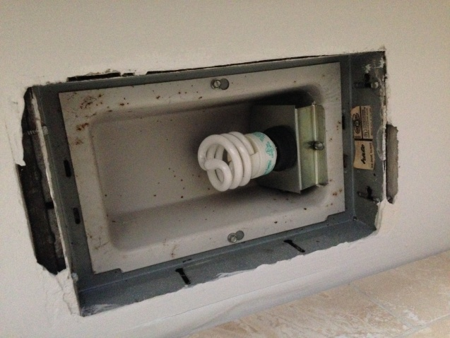 Where Can I Find Trim For An Old Rectangle Recessed Light Diy Home Improvement Forum