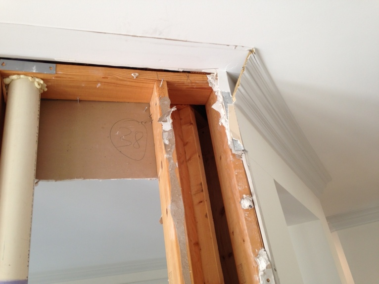 Is this a load bearing wall?  If so, what do I do to support the ceiling?-photo-3.jpg