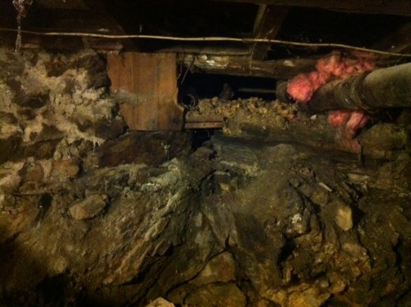 """Right Now"" air sealing for 110yo stone/ledge basement-photo-4.jpg"