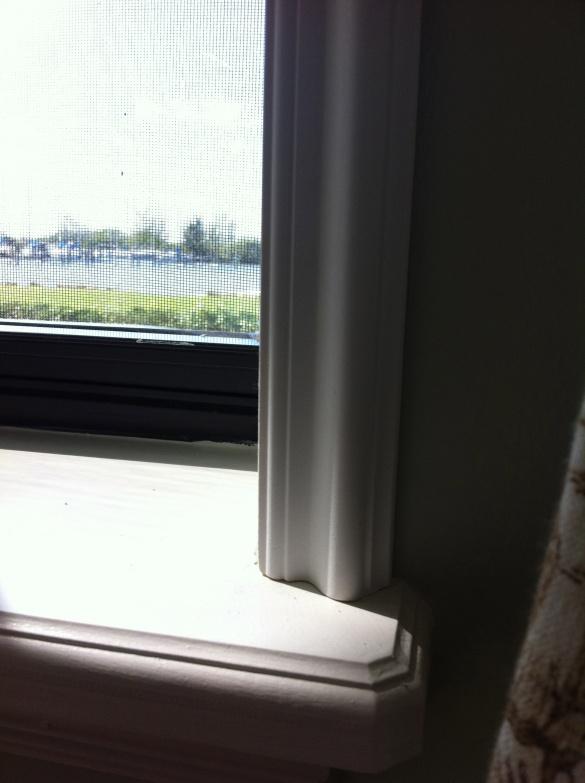 Do I Change The Sills When Adding Window Trim Carpentry
