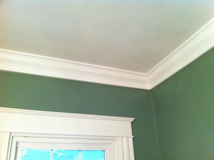 Gap Between Crown Moulding And Ceiling Photo 6 Jpg