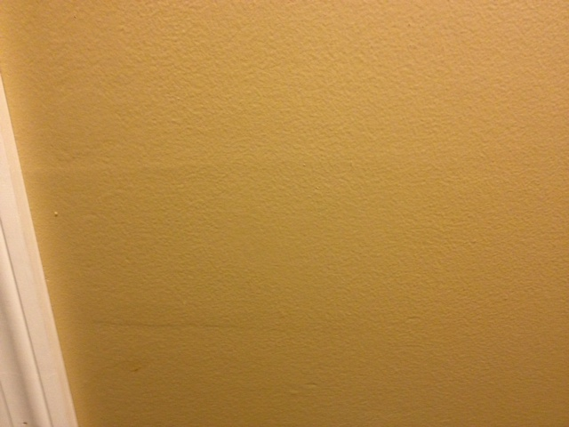 drywall patch work