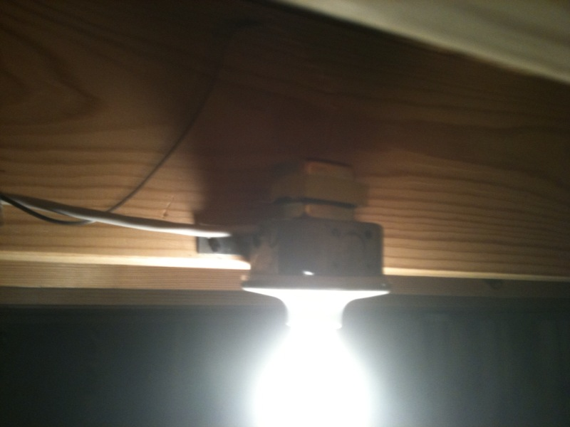 What is this on top of my light.-photo.jpg