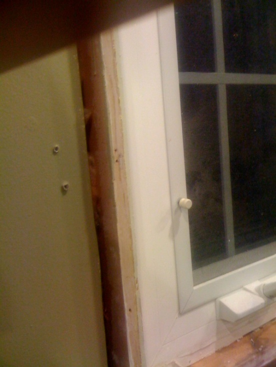 From Plaster To Drywall Window Frame Woes Carpentry