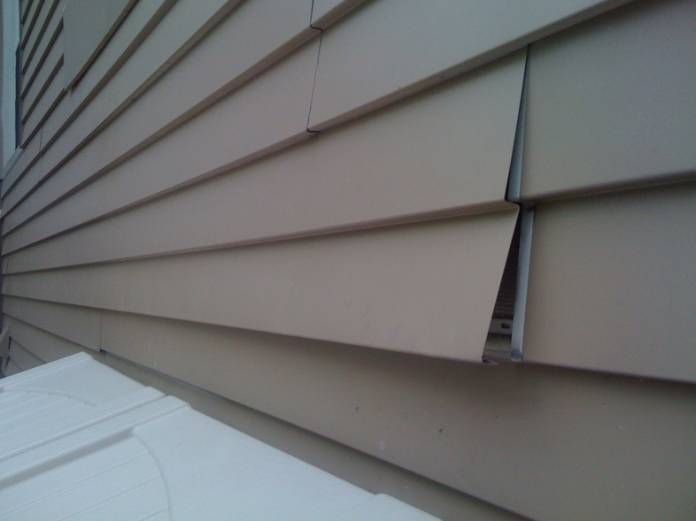Reattach Aluminum Siding Remodeling Diy Chatroom Home