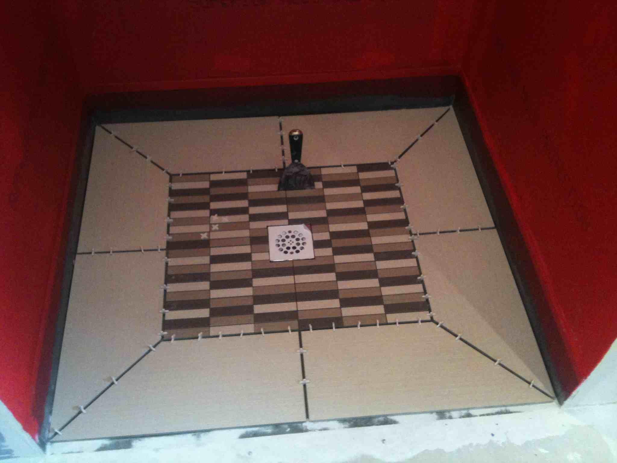 Tile Redi Shower Pan Question Photo