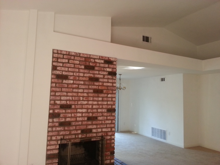 Load Bearing Chimney : Is my brick fireplace load bearing structural
