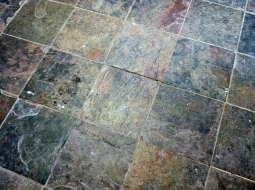 Uneven Slate Kitchen Floor - Flooring - DIY Chatroom Home ...