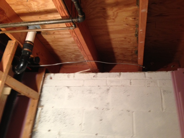 Unusual Framing for Drop Ceiling?-photo.jpg
