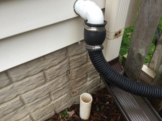 Sump Pump Discharge Question Plumbing Diy Home