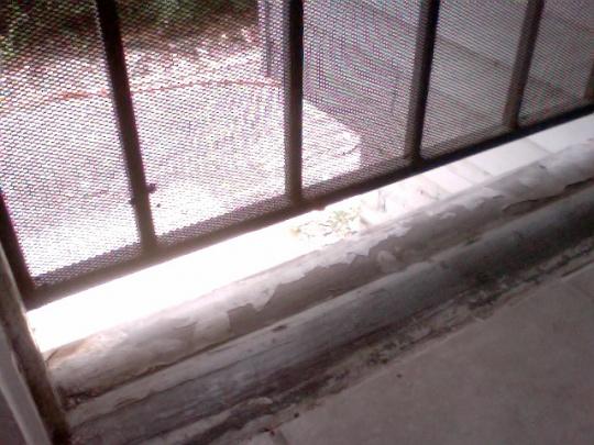 ... Uneven Gap At Bottom Of Door Photo 2012 09 18 12.18 ...