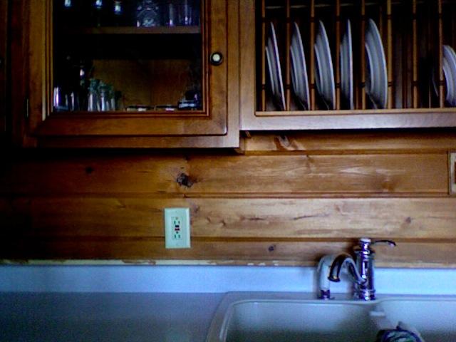Tile over tongue & groove pine backsplash-photo-2013-02-24-07.57.jpg
