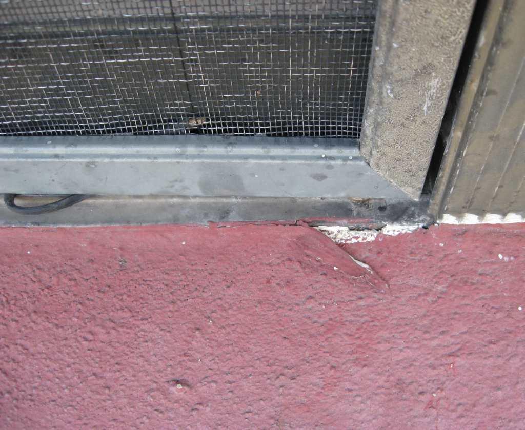 Where Stucco Meets The Window & Door; Caulking - Building ...