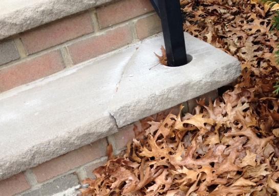 Limestone Step Tread Repair-photo1.jpg