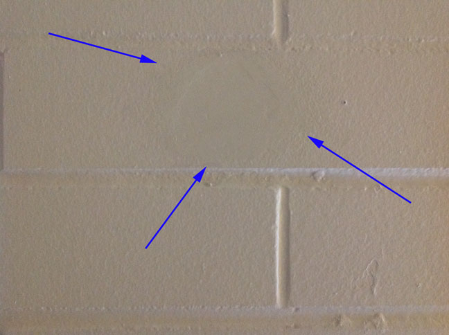 Texture of paint patch NOT matching-photo2.jpg
