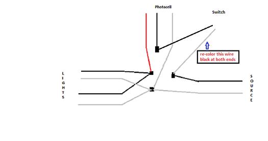 photocell sensor wiring diagram - best wiring diagram 2017, Wiring diagram