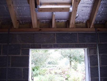 Attractive Roof Repair For Cinderblock Garage (Top Plate U0026amp; Joists) Phph5z33uam