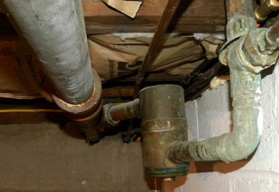 Replacing Cast Iron Pipe Pic 1 Jpg